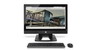 HP Packs Power and Performance into All-in-One Workstation