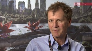 WATCH: Professor Craig Caldwell Talks Storytelling in Games at FMX 2015