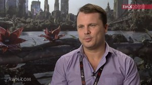 WATCH: The Third Floor's Duncan Burbridge Talks 'Avengers: Age of Ultron' Previs at FMX 2015
