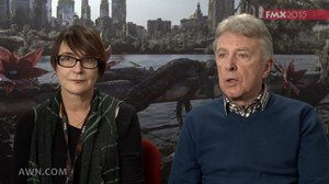 WATCH: Jon Peddie and Kathleen Maher Analyze CG and VR Tech Markets at FMX 2015