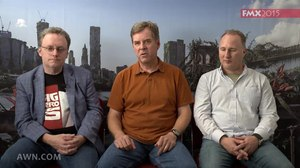 WATCH: Disney Animation's Hank Driskill, Adolph Lusinsky and Brent Burley Talk Hyperion and 'Big Hero 6' at FMX 2015