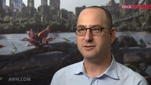 WATCH: Proof Inc.'s Ron Frankel Talks 'Guardians of the Galaxy' Previs and Postvis at FMX 2015
