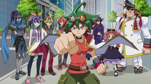 Tagged With: Yu-Gi-Oh! ZEXAL | Animation World Network