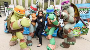 Nick Sponsoring 'Teenage Mutant Ninja Turtles' NASCAR Event