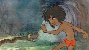 Rare 2D 'Jungle Book' Cel Available at Auction