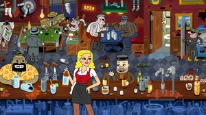 Aaron Augenblick Talks 'The Adventures of Drunky'