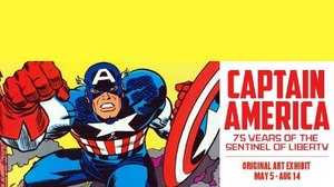 ToonSeum Hosting Captain America Retrospective Exhibition