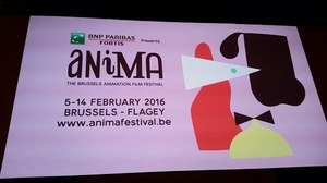ANIMA BRUSSELS - A Ray of Sunshine in the midst of the gray Belgian winter 5 -14 February, 2016