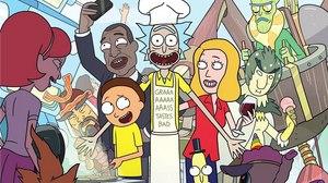 AWN Giveaway & Clips: 'Rick and Morty' Season 2