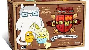 CN Expands 'Adventure Time' Franchise with Multi-Platform 'Card Wars' Sequel