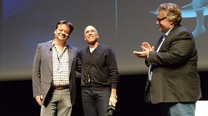 Jeffrey Katzenberg Presented with Annecy's First-Ever Golden Ticket