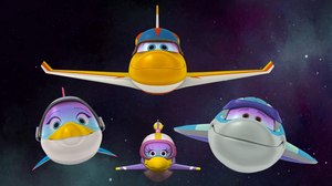 'Space Racers' Blasts Off on Sprout This Fall