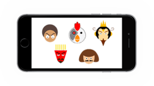Adult Swim Launches Cartoon-Themed Emoji Keyboard