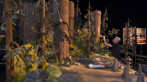 Laika Studio Site Visit: 'Kubo and the Two Strings'