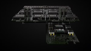 NVIDIA Demonstrates the Power of Pascal at SIGGRAPH 2016
