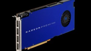 AMD Introduces the Radeon Pro WX Series