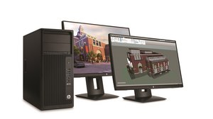 HP Boosts Z240 Workstation Power and Performance