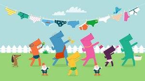 Aardman Creates 'Pantosaurus' Short for the NSPCC