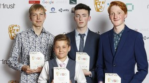 BAFTA Young Game Designers Competition Winners Announced