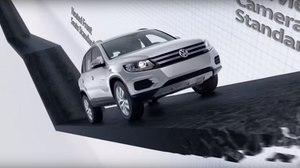 Brickyard VFX Goes Off the Charts for Volkswagen Tiguan