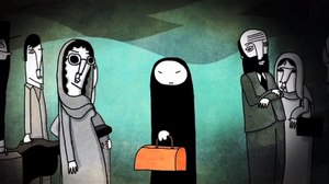 NFB Animation and Documentaries Shine at TIFF