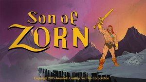 FOX's 'Son of Zorn' Previews September 11