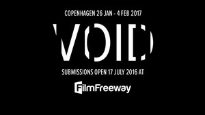 Call for Submissions: VOID International Animation Film Festival - Copenhagen, Denmark 26 January - 4 February, 2017