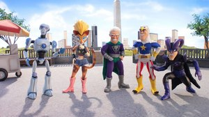 'SuperMansion: Season 1' Arrives on DVD October 11