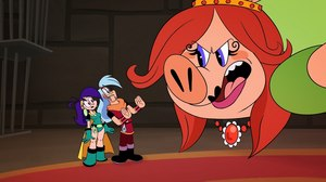 Cartoon Network Expands the World of 'Mighty Magiswords'