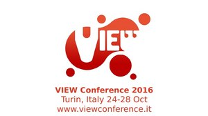 Full Program for 2016 VIEW Conference Now Online