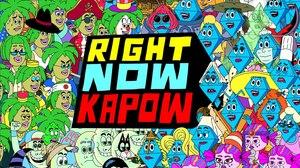 'Right Now Kapow' Premiering on Disney XD September 19