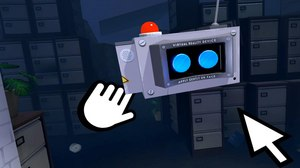 Squanchtendo Announces First VR Game, 'Accounting'