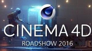 Cinema 4D Road Show – 14 Cities in 10 Weeks