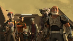 Watch the New Clip and Featurette for 'Star Wars Rebels: Steps into the Shadow: Parts I and II' Premiering Saturday, September 24