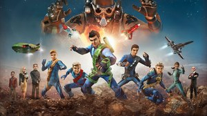 ITV Studios Gears Up for U.K. Launch of 'Thunderbirds Are Go' Season Two