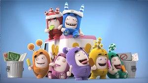 ITV Unveils First U.K. Licensing Deals for 'Oddbods'