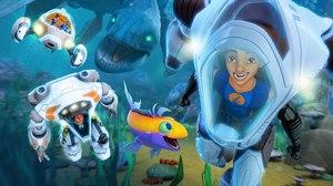 Technicolor Diving into Season Two of 'The Deep'