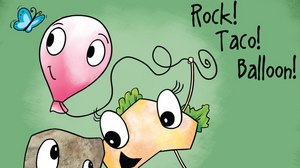 Little Airplane, m4e Developing 'Rock! Taco! Balloon!' Series