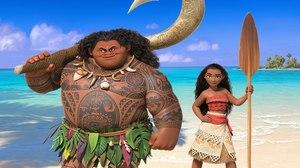 Disney's 'Moana' To See Tahitian Language Release