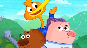 Little Airplane's 'P. King Duckling' To Debut on Disney Junior