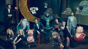 New Character Portraits Unveiled for Illumination's 'Sing'