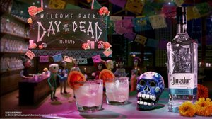 Bent Image Lab Brings Day of the Dead to Life for el Jimador Tequila