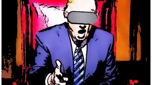 Report from the Future: VR Market Soars During Trump Presidency