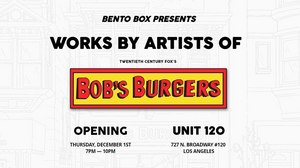 Art Show from the Creative Minds Behind 'Bob's Burgers' Opens December 1