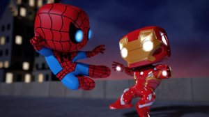 Marvel Funko Collaboration Debuts with 'Spellbound' Short