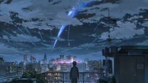 Makoto Shinkai Shines at Screening & Appearance for 'Your Name'
