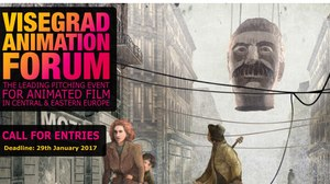 Visegrad Animation Forum Announces 2017 Call for Entries