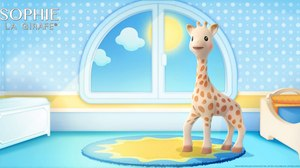 Vanilla Seed In Production on 'Sophie La Girafe'