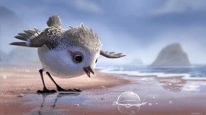 Explore Concept Art & Stills from Pixar Short 'Piper'