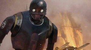 Immerse Yourself Inside the 'The Art of Rogue One'
